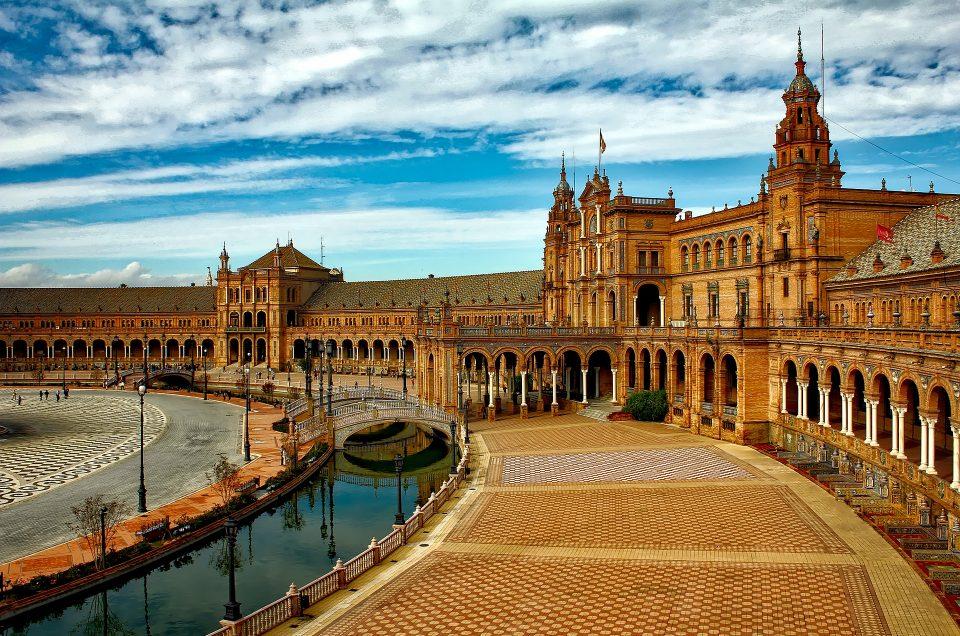 5 Razones para casarte en Sevilla